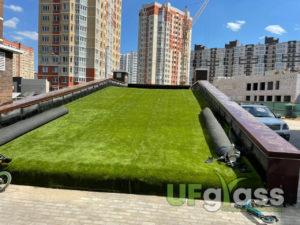 Искусственная трава 50 мм UF Grass Multi Color